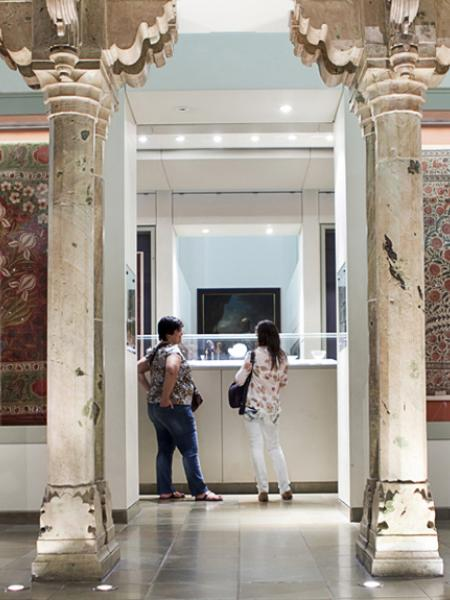 The Nehru Gallery, Victoria and Albert Museum, London